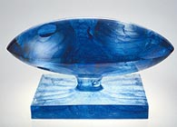 Blue Conception - available original sculpture sale
